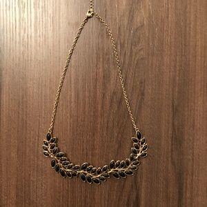 🌵4/$20 Black & Gold Necklace